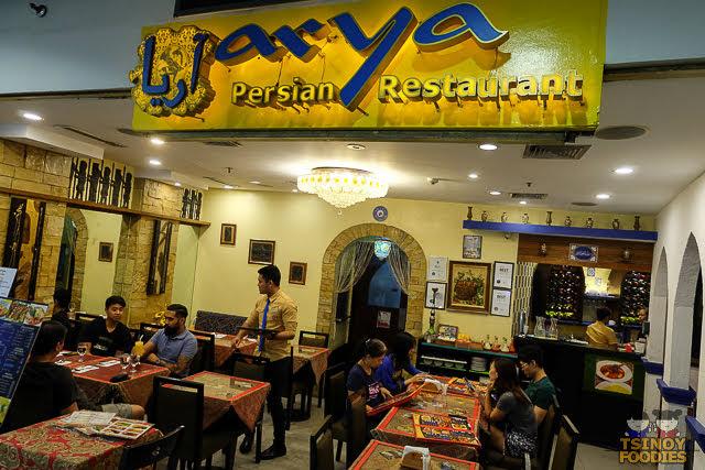 Arya Persian Restaurant Persian Lamb At Its Finest