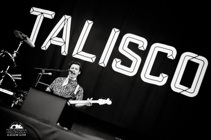 Talisco @Main Square Festival 2017, Arras 01/07/2017