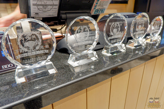 tendon akimitsu awards