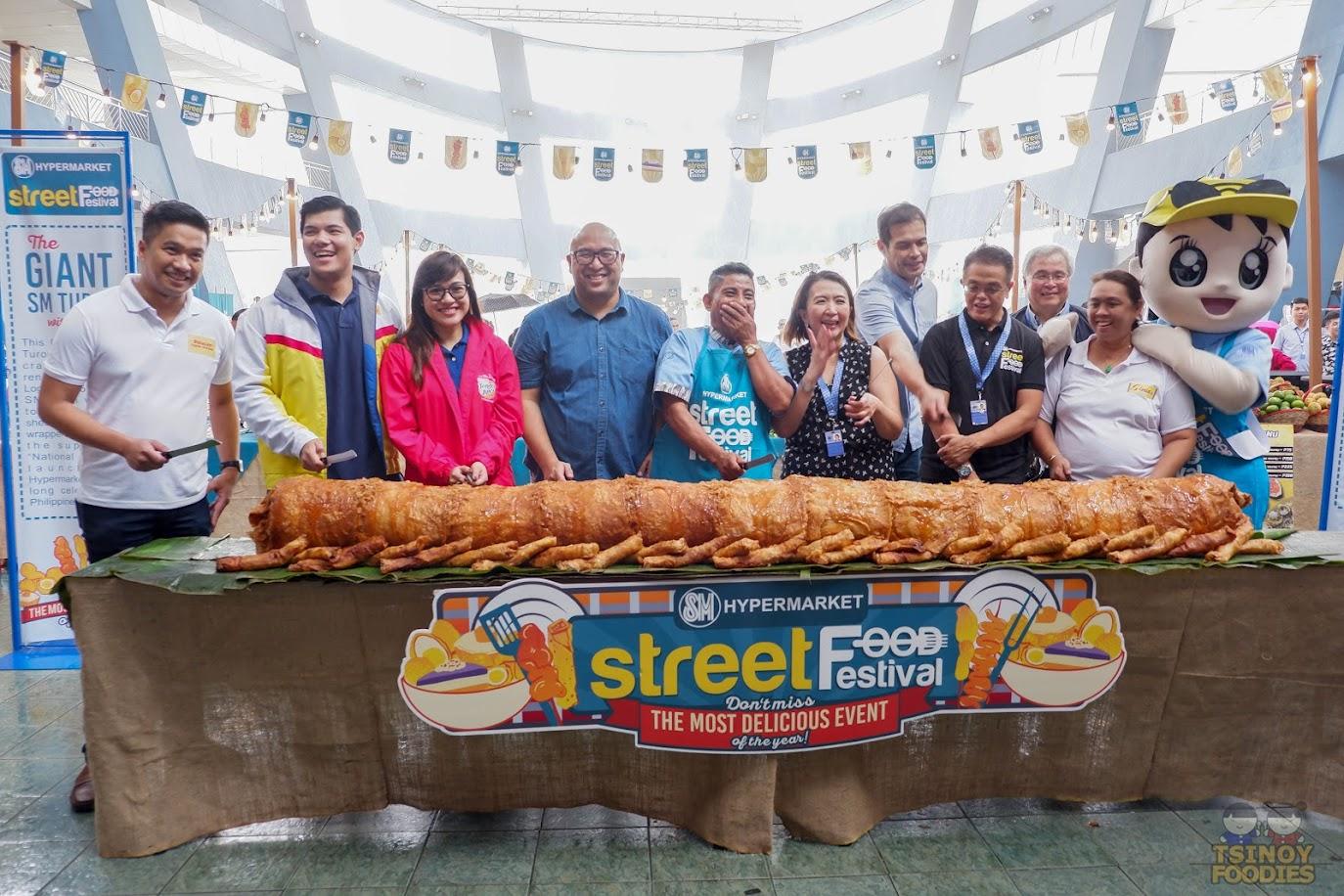 sm hypermarket street food festival 2019