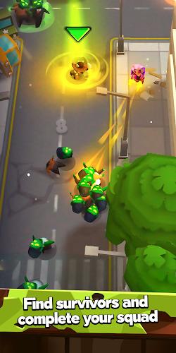 Animals vs Zombies Screenshot 01