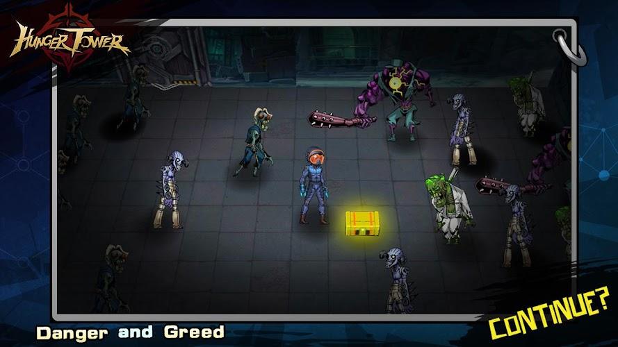 HungerTower Screenshot 04