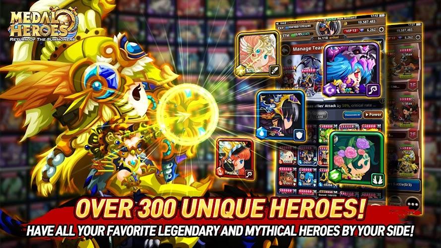 Medal Heroes Screenshot 02