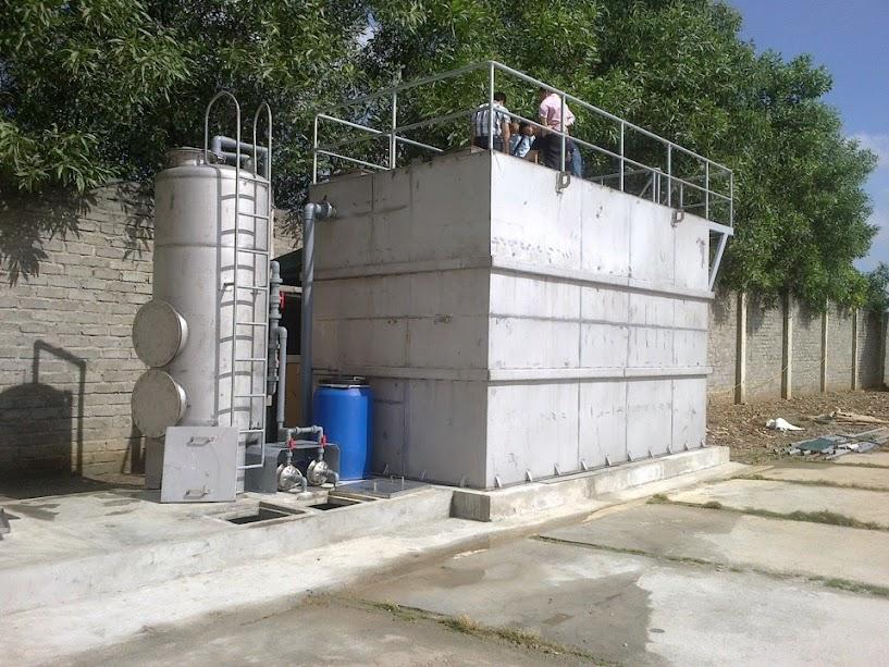 Xử lý nước sinh hoạt tại Thanh Hóa