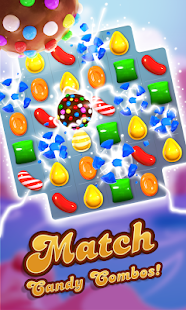 Candy Crush Saga V1.162.1.1 MOD APK Unlocked Unlimited Lives and Moves All Level Unlocked Download For Android