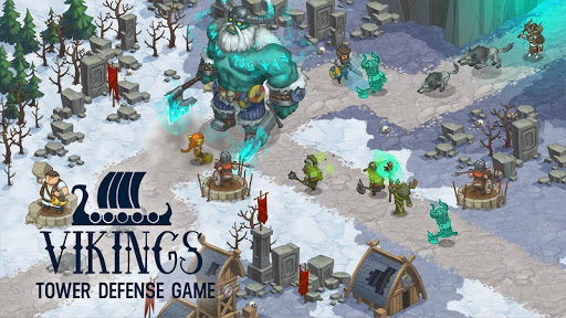 Game Vikings The Saga Full Kim Cương
