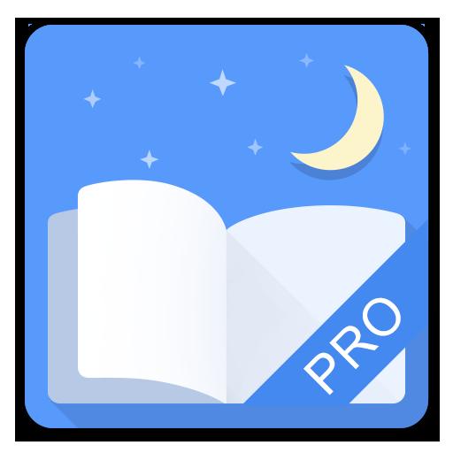 Moon+ Reader Pro v4.5.3 build 453001 Final [Patched + Mod]
