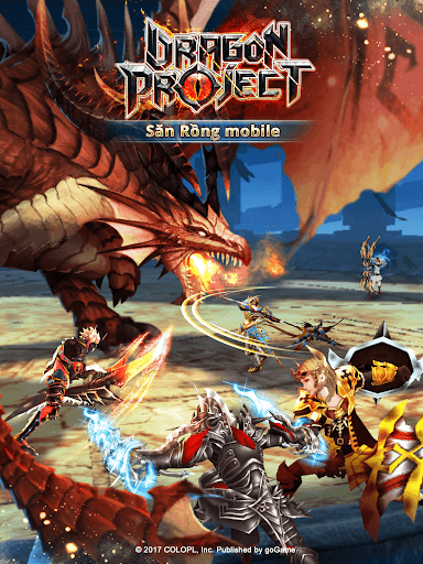 Tải Game Dragon Project Hack Cho Android