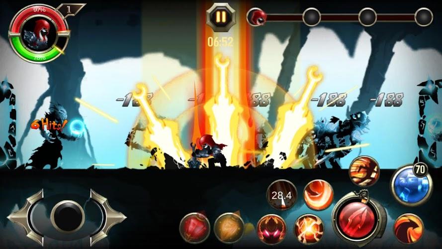 Stickman Ninja warriors Screenshot 03