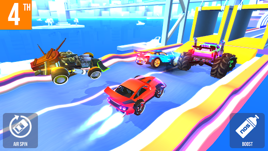 Download SUP Multiplayer Racing MOD APK Unlimited Money For Android TheDroidMod.com