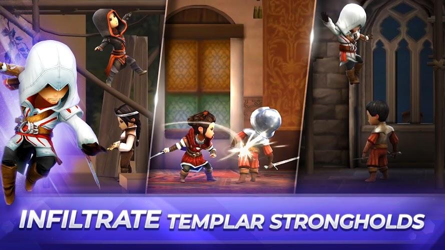 Assassins Creed Rebellion Screenshot 02