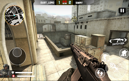 Modern Counter Global Strike 3D V2 Hack Full Tiền Cho Android