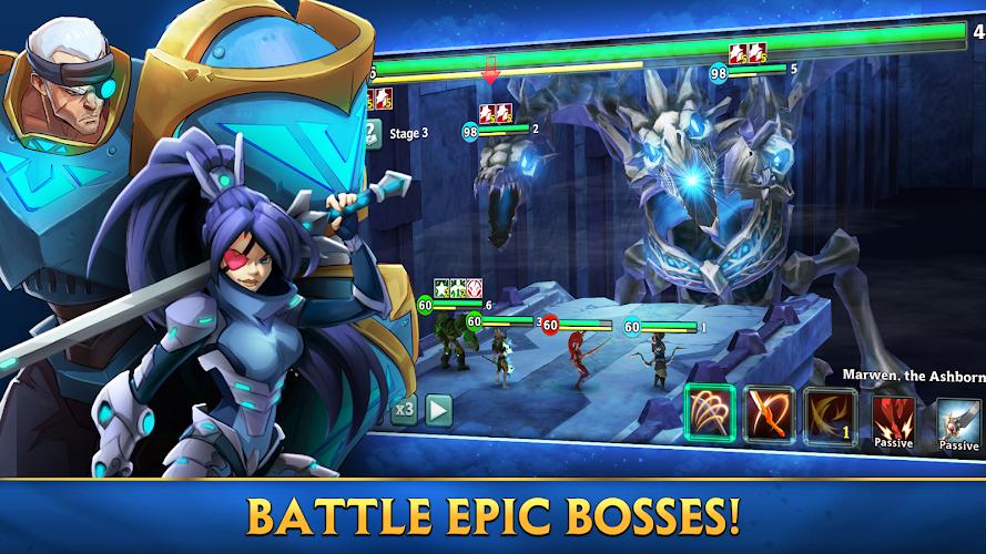 Alliance: Heroes of the Spire Screenshot 04