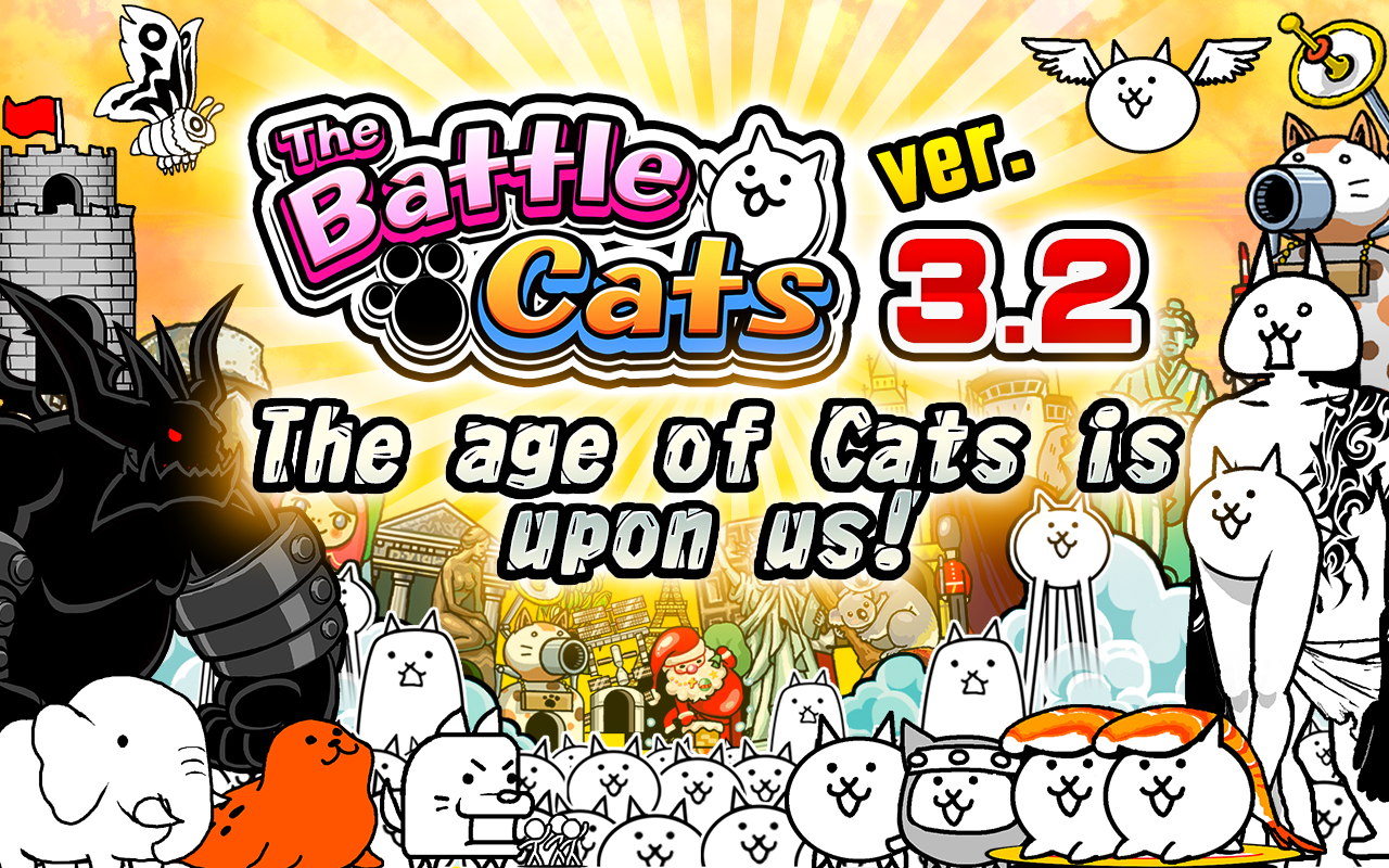 Latest Mod Apk Games And Applications The Battle Cats Game Hack For Android V3 2 1