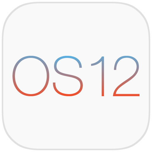 OS 12 - Icon Pack v1.1.1 (Patched)