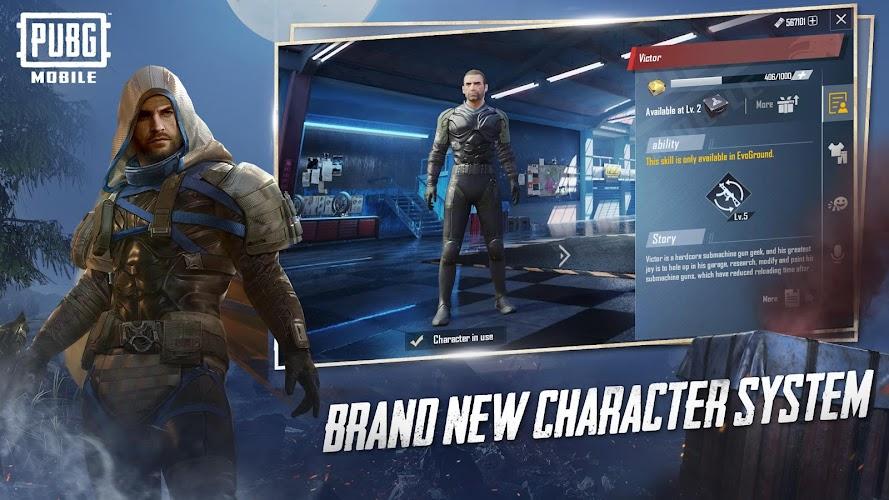 PUBG Mobile Screenshot 04