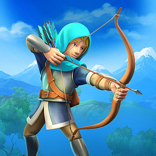 Game Tiny Archers V1.41.05.00300 Mod Unlimited Money