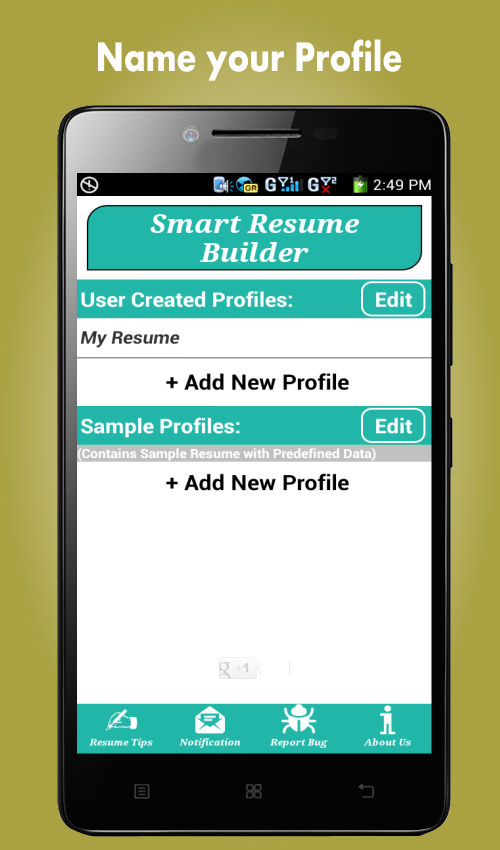 Smart Resume Builder Pro, CV Maker & Templates