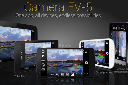 Download Camera FV-5 v1.74 Apk