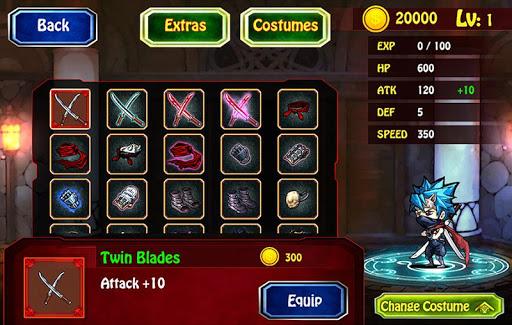 Ninja Fight Ninja Báo Thù Mod Cho Android