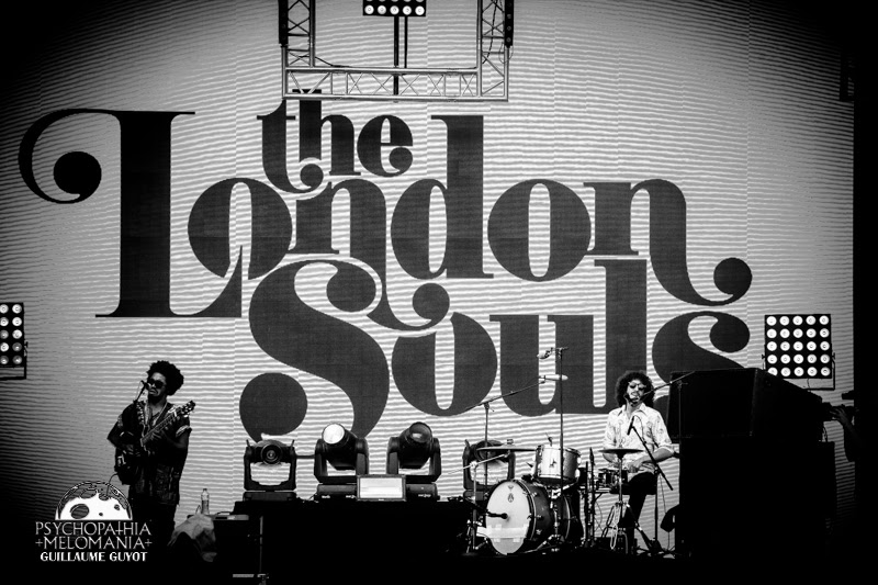 The London Souls @Main Square Festival 2016, Arras 01/07/2016