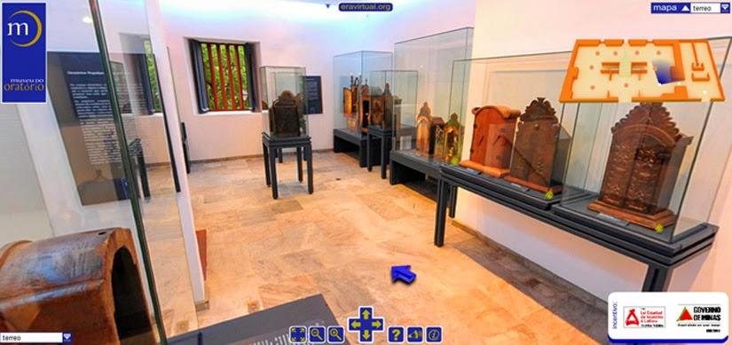 Museu do Oratório - o que fazer em Ouro Preto