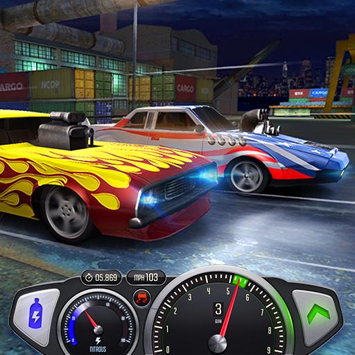 Top Speed: Drag & Fast Racing Mod