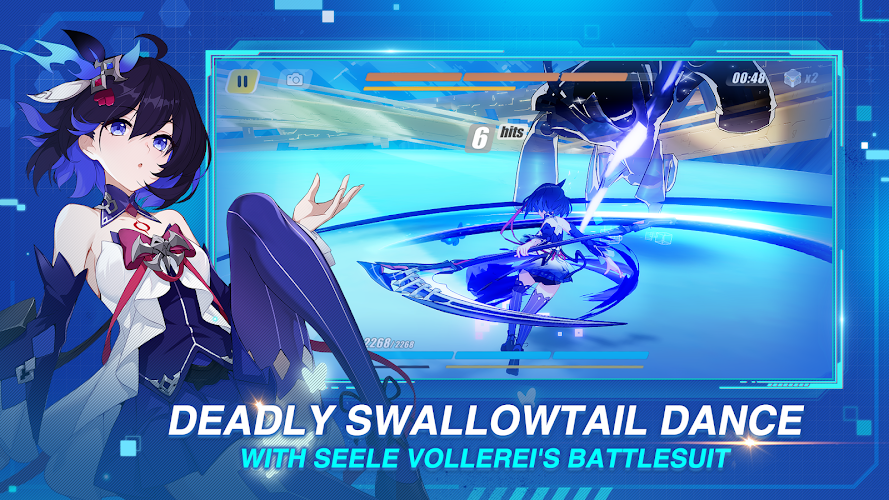 Honkai Impact 3 Screenshot 01