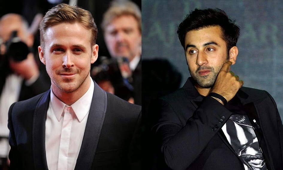 Ryan Gosling and Ranbir Kapoor