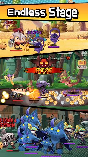 Sudden Warrior Screenshot 02