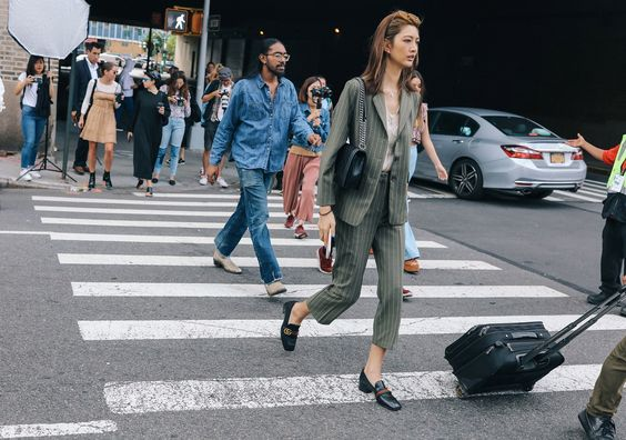 Street Style: Menswear Influenced during NYFW