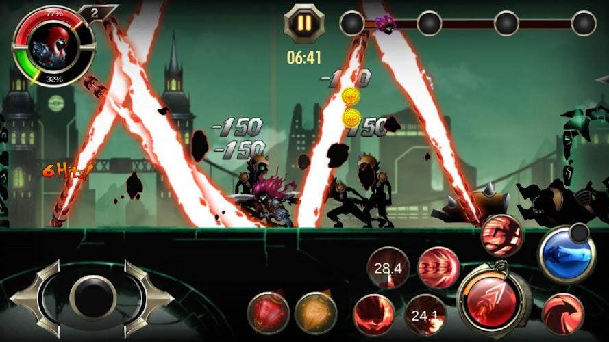 Stickman Ninja warriors Screenshot 04