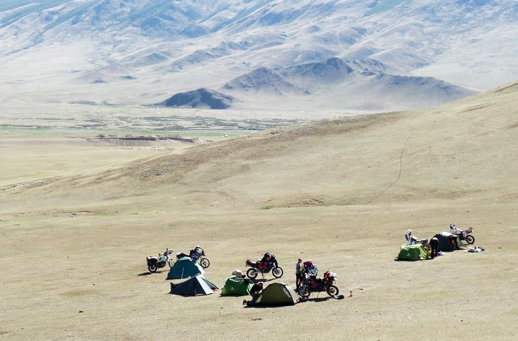 wyprawy motocyklowe mongolia