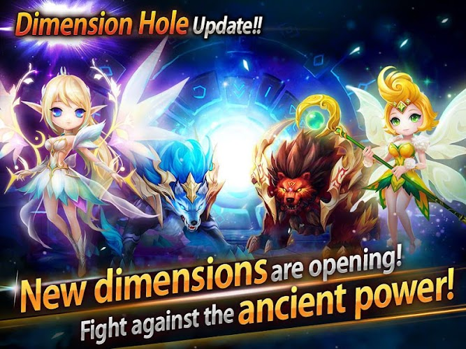 Playstore Screenshot of Summoners War