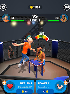 Slap Kings Mod Apk 1.0.2 Unlimited Coins God Mod Ad-Free One Hit Kill Unlimited Health Power Free Shopping Mega Mod APK For Android