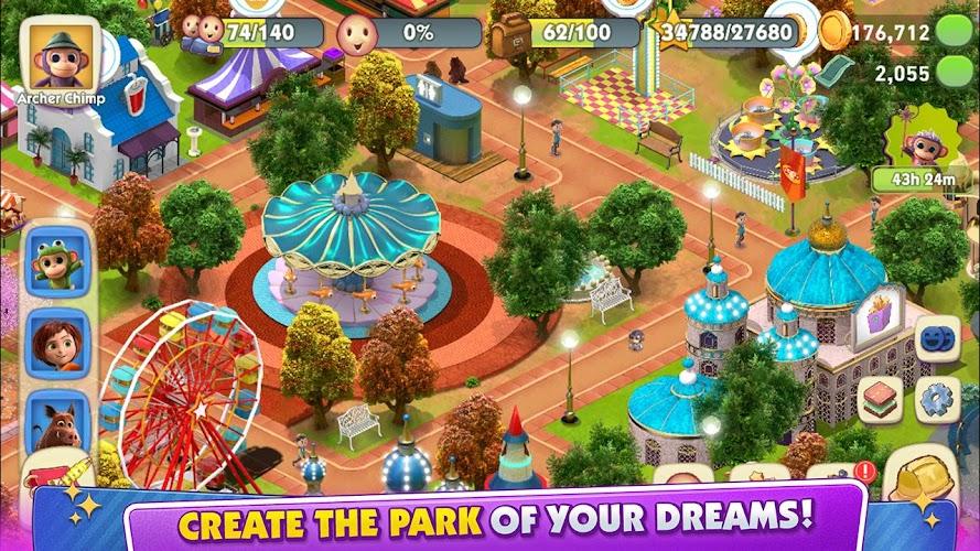 Wonder Park Magic Rides Screenshot 01