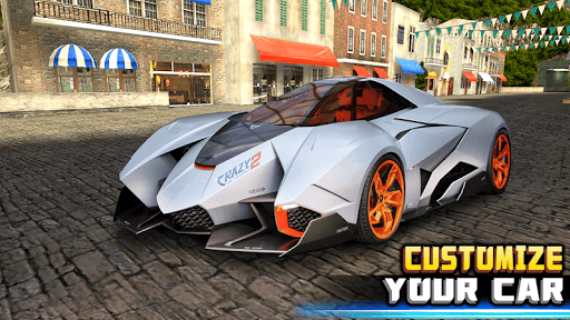 Game Crazy for Speed 2 Mod Full