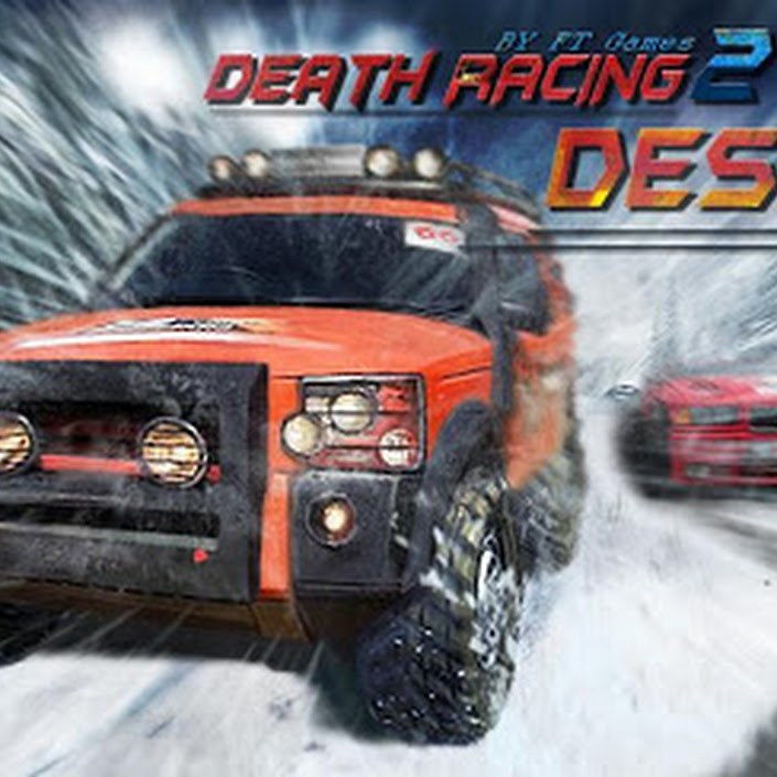 Mod Death Racing 2 Desert v1.0 (Unlimited Money)