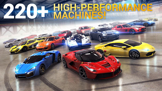 Asphalt 8 Airborne 4.3.0j MOD Apk Gameplay Screenshot one