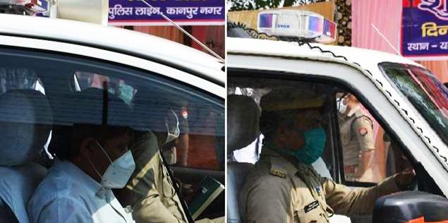 ट्रैफिक पुलिस ने एडीजी की गाड़ी का चालान काटा, एलआईयू के सीओ को भी नहीं बख्शा  -