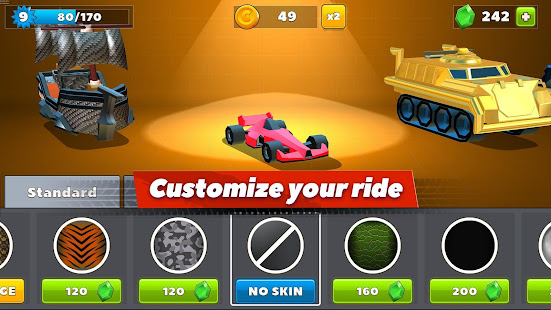 Download Crash of Cars MOD APK Unlimited Coins and Gems For Android