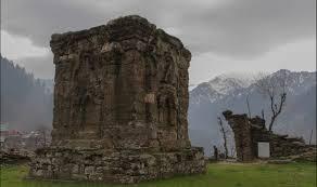 पाक अधिकृत कश्मीर में माँ सरस्वती का ...
