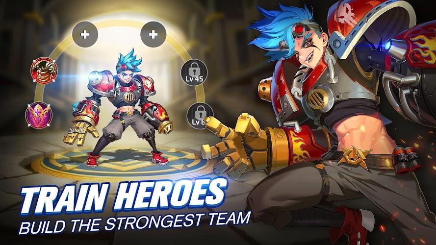 Mobile Legends: Adventure Screenshot 02