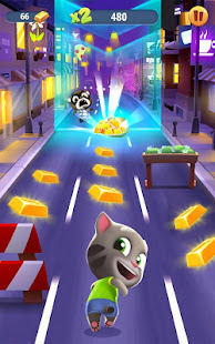 Talking Tom Gold Run Mod Apk (All Characters Unlocked, Money, Ad-Free) All Paid Characters Unlocked, Unlimited Dynamite, Gold, Gems, Vault, Ad-Free, Max Upgrades, Unlocked For Android