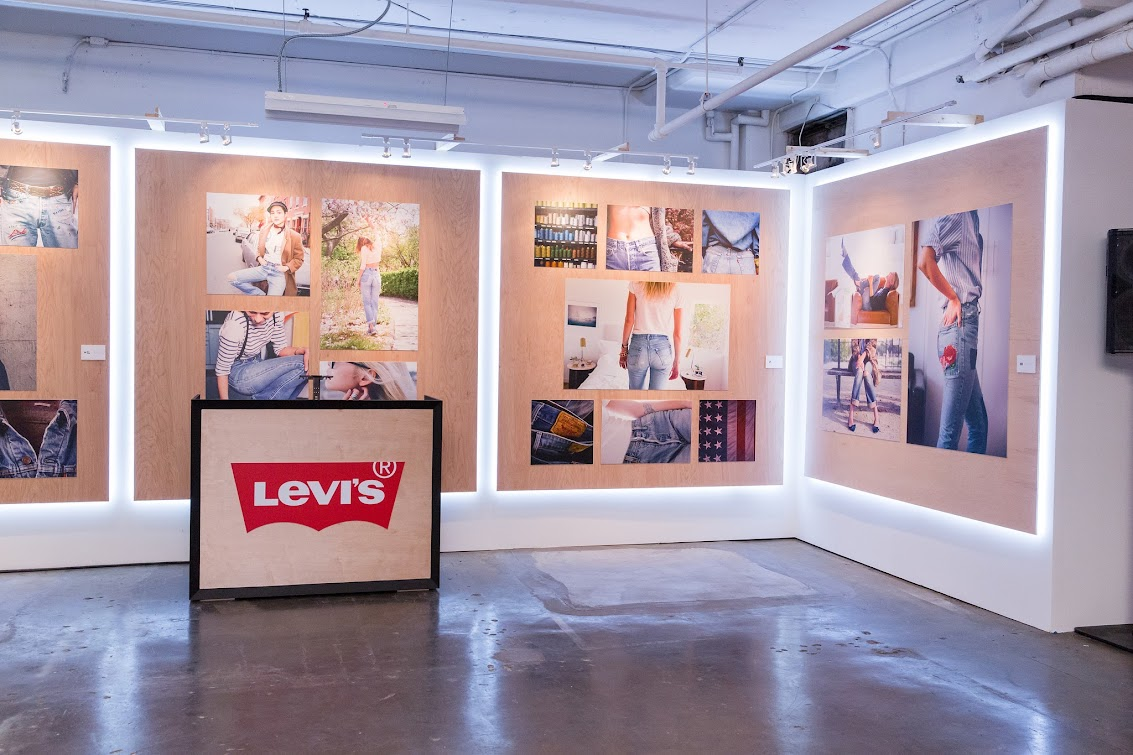 LEVI'S Women's Denim Collection Launch Event