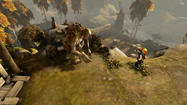 BROTHERS : A TALE OF TWO SONS Screen Shots 2