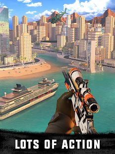 Download Sniper 3D Gun Shooter MOD APK Gameplay Screenshots 2