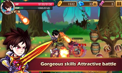 Game Brave Fighter Chiến Đấu Đã Tay