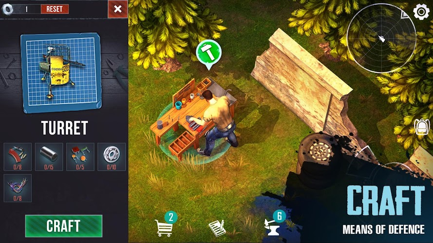 Last Survivor Diaries Screenshot 01