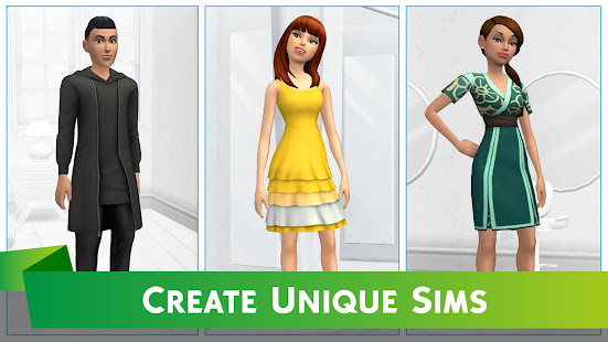 The Sims Mobile MOD APK 2020 Unlimited Money, Simoleons SimCash Free Shopping For Android